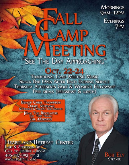 Fall Camp Meeting 2014
